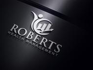 Roberts Wealth Management Logo - Entry #199