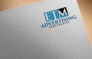 ETM Advertising Specialties Logo - Entry #135
