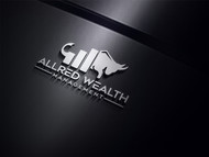 ALLRED WEALTH MANAGEMENT Logo - Entry #646