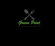 Greens Point Catering Logo - Entry #122