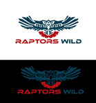 Raptors Wild Logo - Entry #376