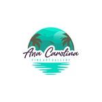 Ana Carolina Fine Art Gallery Logo - Entry #111