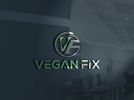 Vegan Fix Logo - Entry #196