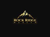 Rock Ridge Wealth Logo - Entry #322