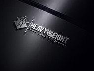 Heavyweight Jiujitsu Logo - Entry #58