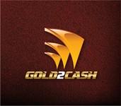 Gold2Cash Business Logo - Entry #82