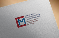 Mechanical Construction & Consulting, Inc. Logo - Entry #251