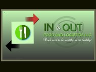In & Out Foods and Logistics LLC Logo - Entry #39