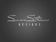 Susan Strauss Design Logo - Entry #196