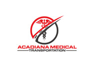 Acadiana Medical Transportation Logo - Entry #107