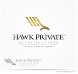 Hawk Private Investigations, Inc. Logo - Entry #67