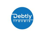 Debtly Travels  Logo - Entry #144