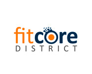 FitCore District Logo - Entry #143