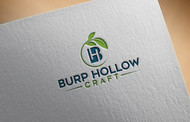 Burp Hollow Craft  Logo - Entry #49