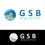 GSB Aquatics Logo - Entry #76