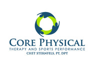 Core Physical Therapy and Sports Performance Logo - Entry #49