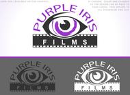 Purple Iris Films Logo - Entry #144
