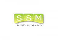 Sasha's Social Media Logo - Entry #152