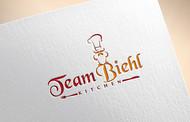 Team Biehl Kitchen Logo - Entry #221