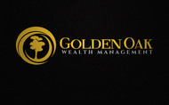 Golden Oak Wealth Management Logo - Entry #75