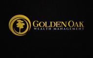 Golden Oak Wealth Management Logo - Entry #75