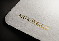 MGK Wealth Logo - Entry #521