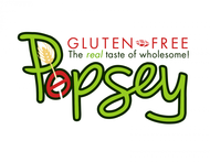 gluten free popsey  Logo - Entry #117