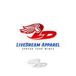 LiveDream Apparel Logo - Entry #462