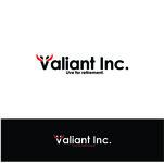 Valiant Inc. Logo - Entry #121