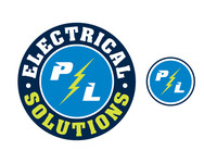 P L Electrical solutions Ltd Logo - Entry #28
