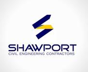 Shawport Civil Engineering Contractors Logo - Entry #36