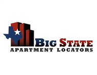 Big State Apartment Locators Logo - Entry #2