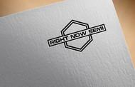 Right Now Semi Logo - Entry #12