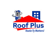 Roof Plus Logo - Entry #327