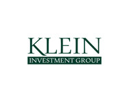 Klein Investment Group Logo - Entry #37