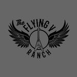 The Flying V Ranch Logo - Entry #90