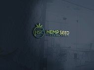 Hemp Seed Connection (HSC) Logo - Entry #45
