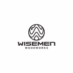 Wisemen Woodworks Logo - Entry #22