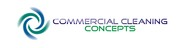 Commercial Cleaning Concepts Logo - Entry #53