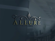 Allure Spa Nails Logo - Entry #160