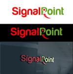 SignalPoint Logo - Entry #34