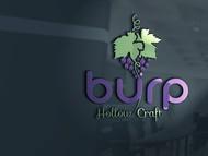 Burp Hollow Craft  Logo - Entry #34