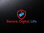 Secure. Digital. Life Logo - Entry #95