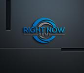 Right Now Semi Logo - Entry #206