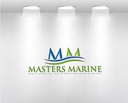 Masters Marine Logo - Entry #259