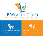 4P Wealth Trust Logo - Entry #360