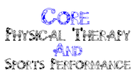 Core Physical Therapy and Sports Performance Logo - Entry #398
