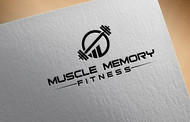 Muscle Memory fitness Logo - Entry #97