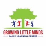 Growing Little Minds Early Learning Center or Growing Little Minds Logo - Entry #24