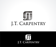 J.T. Carpentry Logo - Entry #24